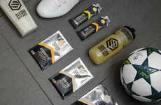 The Soccer Supplement Range Aims to Improve Users' Overall Health