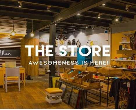 Design-Forward Concept Stores