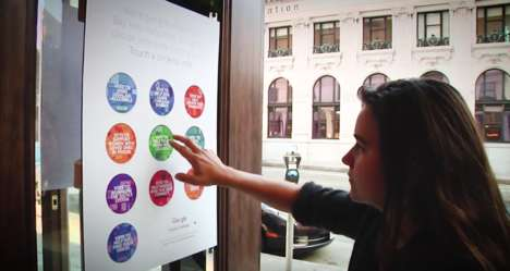 Crowd-Sourced Nonprofit Distributions - This Google Bay Area Campaign Involved the Community