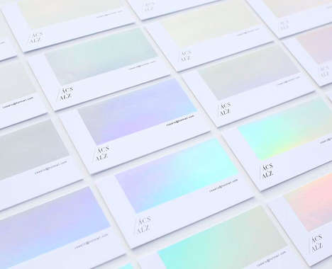 Color-Changing Business Cards