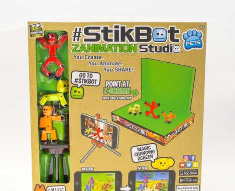 Amateur Animation Toys