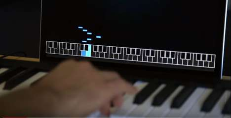 AI Piano Duets - The Google AI Duet Experiment Plays Piano in Response to User Input