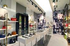 Inviting Luxury Showrooms