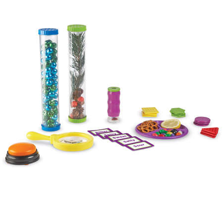 Sensory Activation Playsets - This Educational Toy Set Teaches Science Through the Five Senses