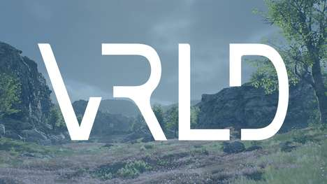 Online VR PC Networks - The 'VRLD' Online VR Platform Offers Intuitive Experiences for Users