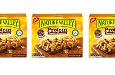 Low-Sugar Protein Granola Bars