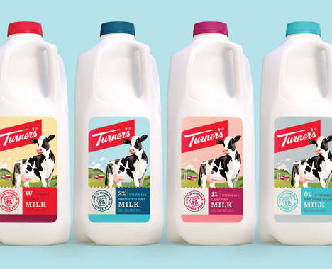 Heritage-Honoring Dairy Branding