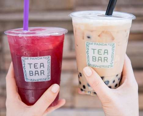 Fast Food Tea Bars