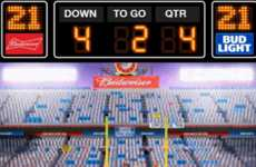 Anheuser-Busch Brought Back Its 90s 'Bud Bowl' Ad as a Snapchat Game