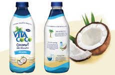 The Vita Coco Coconut Cream Milk Alternative is Smooth and Dairy-Free