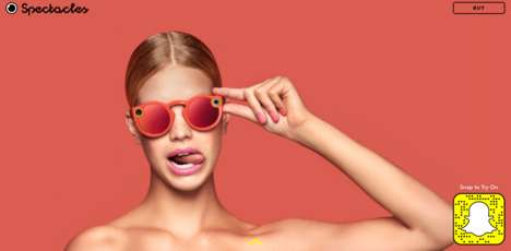 Online Social Media Spectacles - Snap Spectacles are Available to the General Public Online
