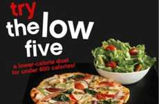 Low-Calorie Pizza Combos