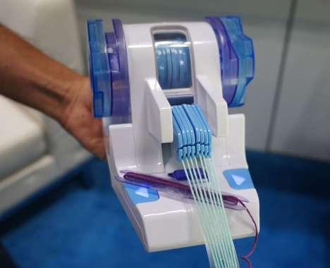 App-Connected Bracelet Machines