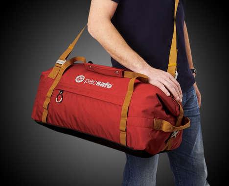 Slash-Proof Duffle Bags
