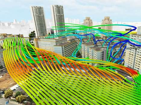 Virtual City-State Models - 'Virtual Singapore' is the First 3DEXPERIENCE City by Dassault Systèmes