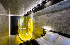 Morphosis Added Some Whimsy to Its Hotel Room Refurbishments