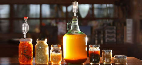 Fermented Food Festivals - The New York City Fermentation Festival is the First of Its Kind