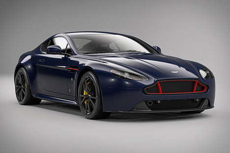 Branded Consumer Sports Cars - The Aston Martin Vantage Red Bull Racing Edition is Customizable