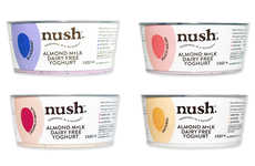 Vegan-Friendly Probiotic Yogurts
