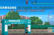 Gamified Marathon Events