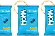 MOMA Foods Coconut & Chia Instant Porridge is Made with Coconut Milk