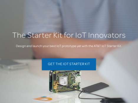 IoT Project Kits - The AT&T IoT Starter Kit Accelerates Innovative Internet of Things Creations