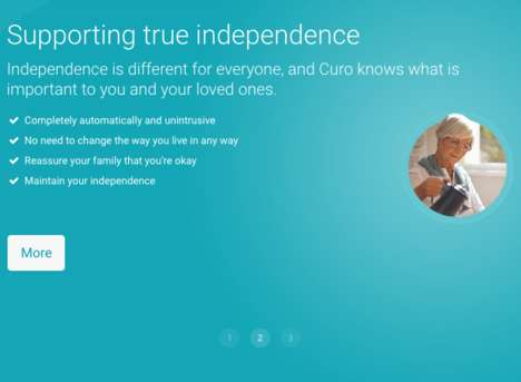 Autonomous Senior Apps - Curo's App for Seniors Increases Independence Through IoT
