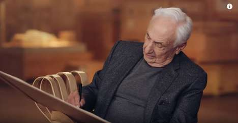 Celebrity Architecture Classes - The Frank Gehry MasterClass is Available Online