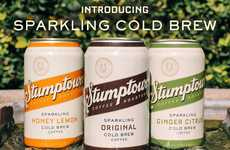 Carbonated Cold Brews