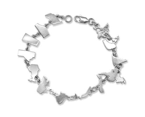 Commemorative Canadian Jewelry Collections
