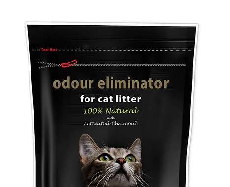 Charcoal-Based Cat Litters