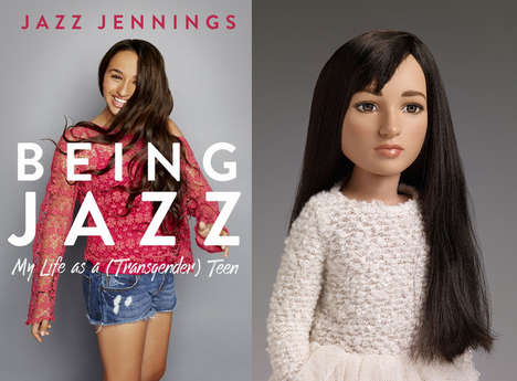 Transgender Doll Toys - The Tonner Doll Company's 'Jazz' Doll is Based Off of Jazz Jennings