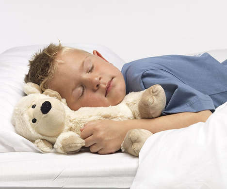 Heatable Plush Toys - The Microwaveable Heat Therapy Stuffed Animals Offer Soothing Warmth