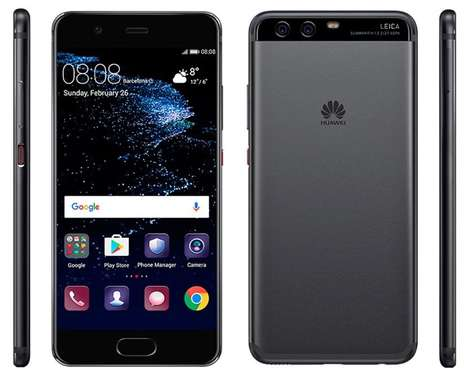 Powerful Dual-Camera Smartphones - The Huawei P10 HD Smartphone will Feature Ample RAM