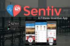 Charity Crowdfunding Fitness Apps