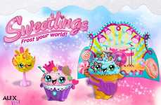 'Sweetlings' Inspires Kids to Make Imaginative Whipped Clay Toys
