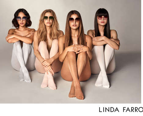 Influencer-Designed Eyewear Campaigns