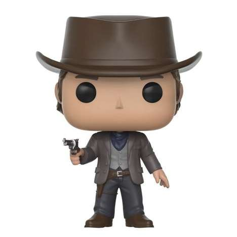 Western-Themed Figurines - The Westworld Characters are Now Available as Funko Pop Vinyl Figures