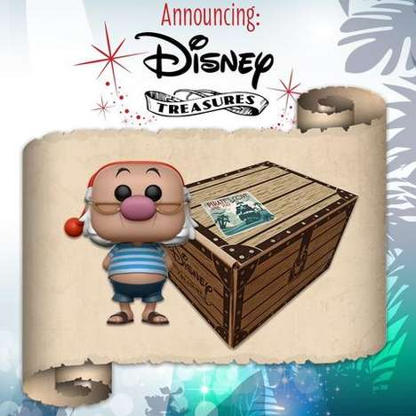 Collectible Subscription Boxes - Funko Pop is Now Selling a Subscription Box Called Disney Treasures
