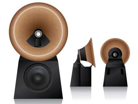 High-End Natural Sound Speakers - The Totaldac d150 Loudspeaker Design is Modern and Efficient