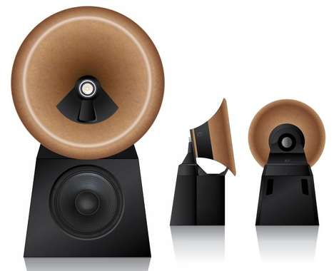 High-End Natural Sound Speakers