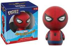 Pint-Sized Superhero Collectibles