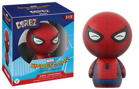 Pint-Sized Superhero Collectibles - Funko Pop's New Collection Features Tiny Spider-Man Figurines