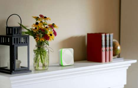 VOC-Detecting Air Quality Monitors - The Acer Air Monitor Tracks Home Air Quality and More