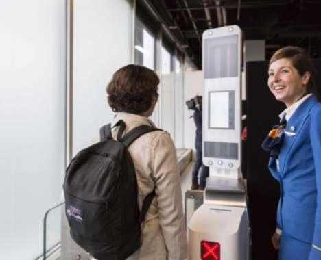 Facial Recognition Airport Systems