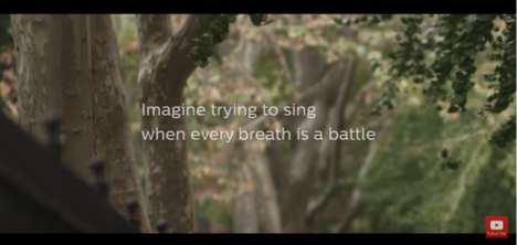 Musical Respiratory Campaigns - Philips' Breathless Choir Helped Those with Lung Problems Sing Again