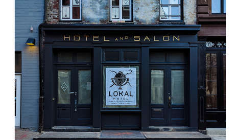Apartment-Mimicking Hotels - Lokal Hotel Provides Invisible Service to Make Guests Feel At Home