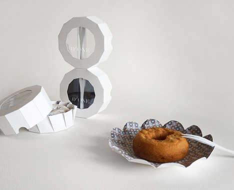 Handheld Donut Packaging