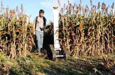 Plant-Analyzing Agricultural Robots