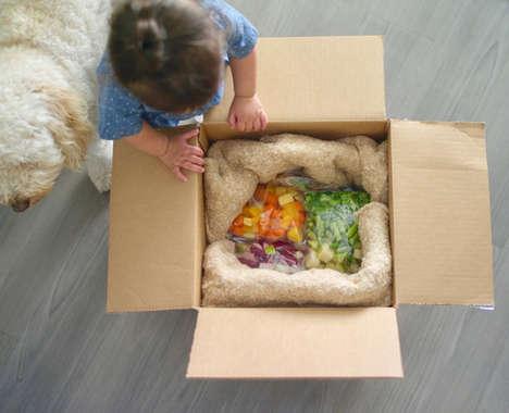 DIY Baby Food Deliveries